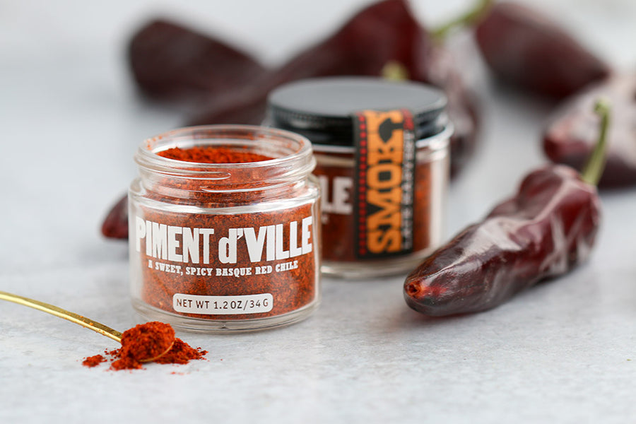 Smoky Piment d'Ville - 2 Pack