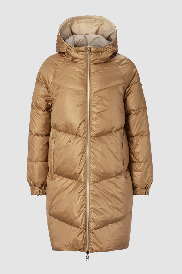 Rich & Royal - Mantel wendbar - Büste