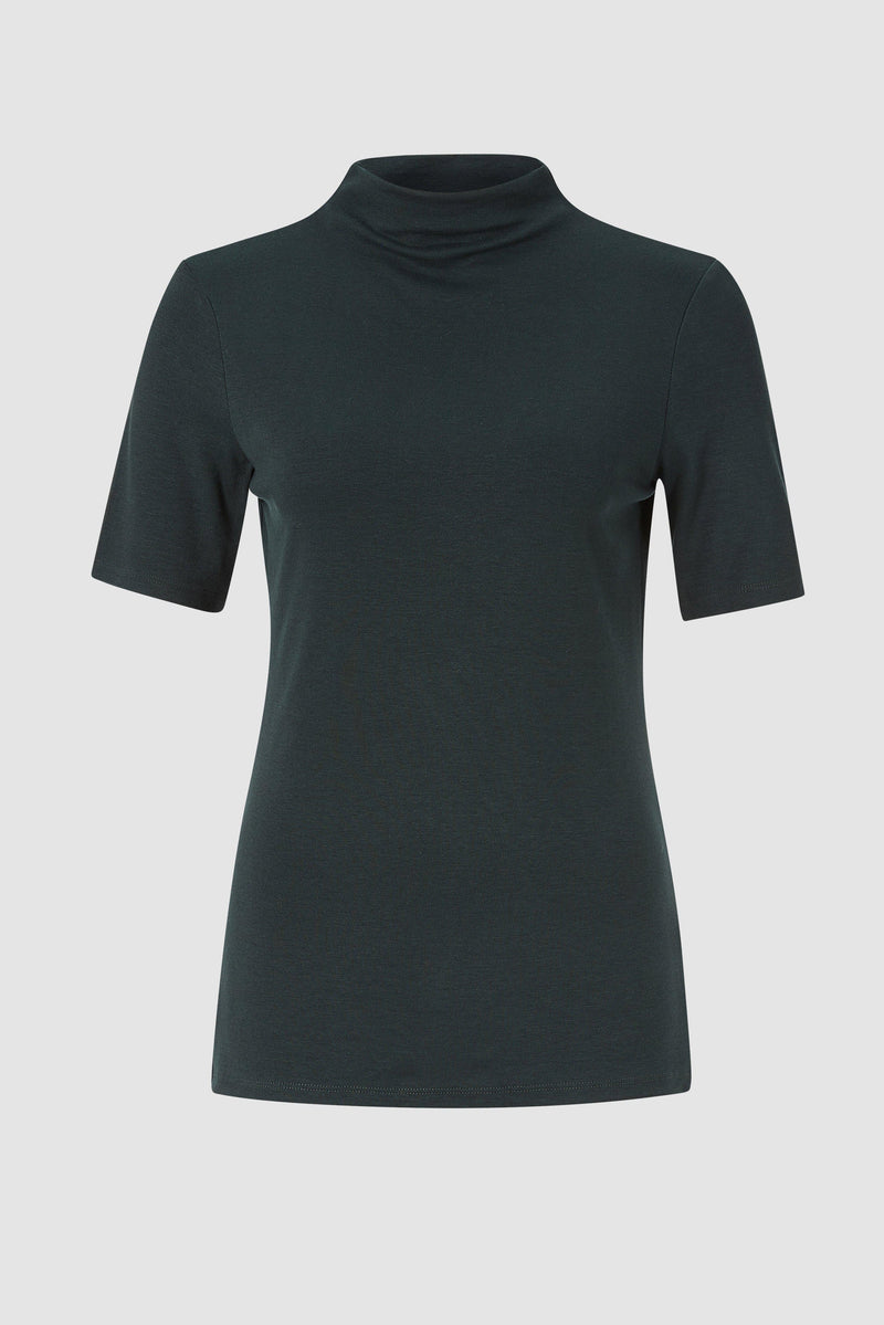 Funnel Neck - T-Shirt