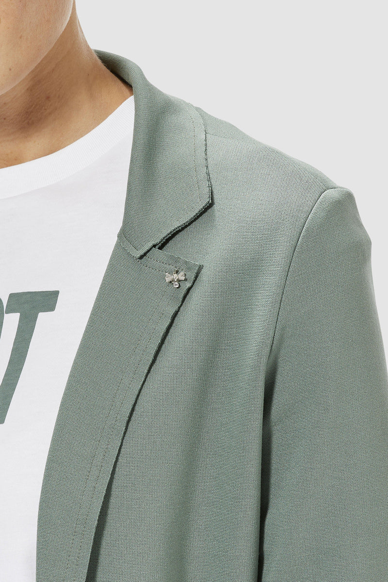 Rich & Royal - Sweat Blazer - Detailansicht
