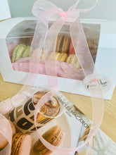 Load image into Gallery viewer, Jaime les macarons -Ten Pack Macarons Gift Box