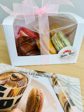 Load image into Gallery viewer, Jaime les macarons -Six Pack Macarons Gift Box