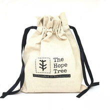 Load image into Gallery viewer, The Hope Tree -Merino double purse, 12cm