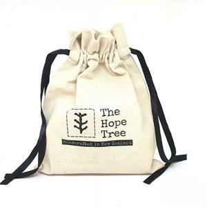The Hope Tree -Merino double purse, 12cm