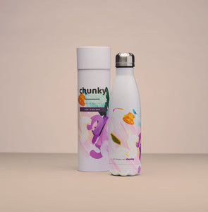 Chunky Bottle- Breathe In Breathe Out 500ml - Jen Sievers