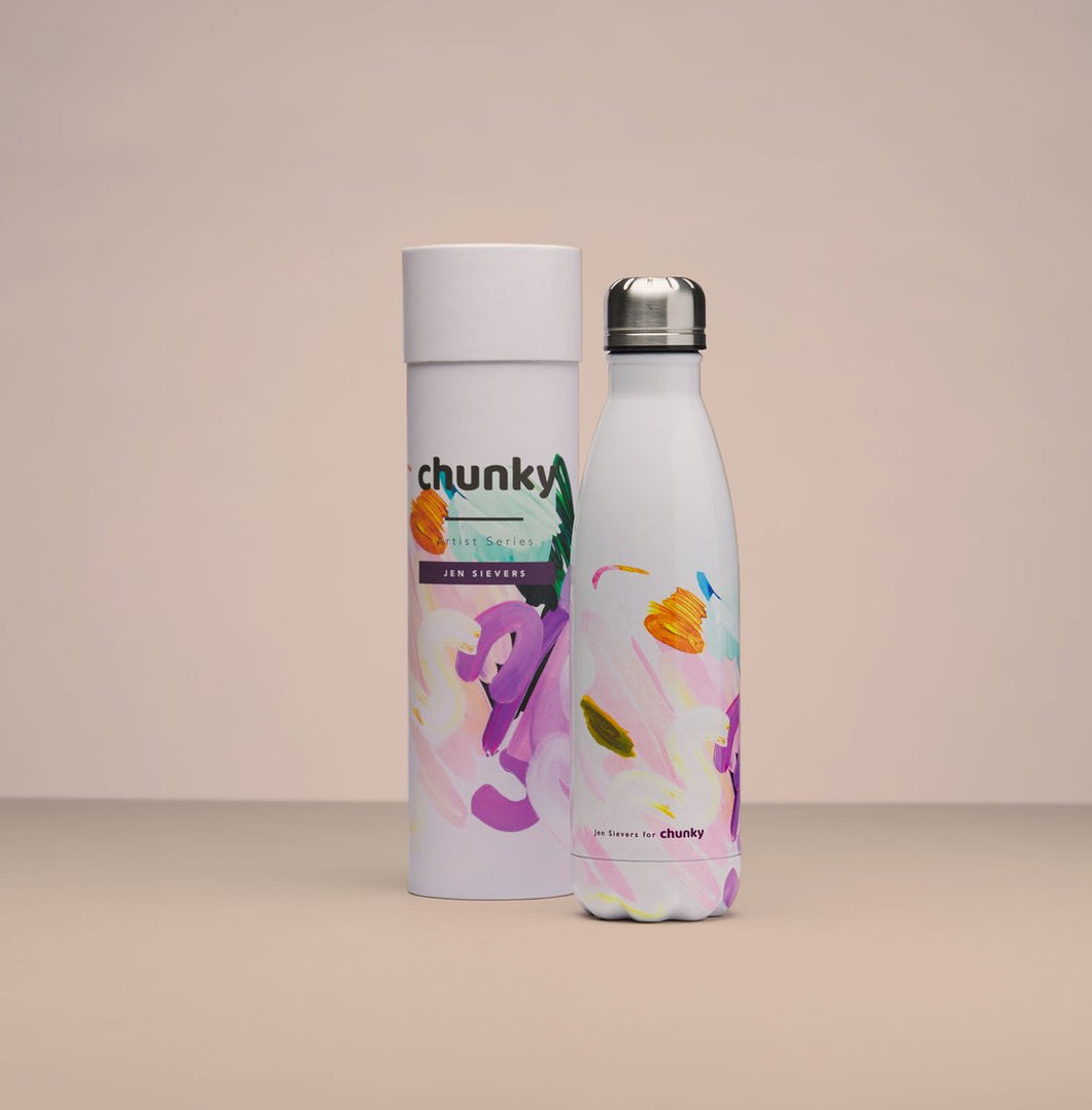 Chunky Bottle- Breathe In Breathe Out 500ml