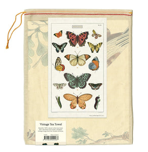 Butterfly - Tea Towel