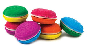 Macaroon Scented Box of 6 - Erasers