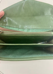 Ovae- Coco Wallet -Olive
