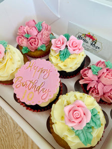 Millie Rose Cupcakes (Price list Only)