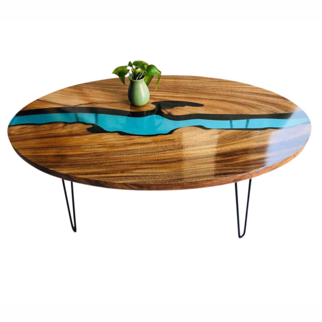 Opal Riverbed Table