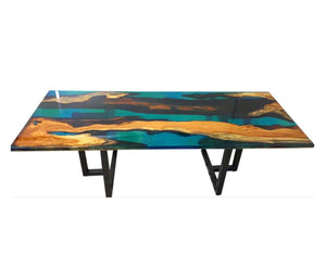 Solid Walnut Riverbed Table