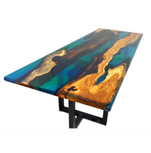 Load image into Gallery viewer, Solid Walnut Riverbed Table
