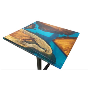 Square Riverbed Table