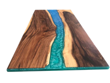 Load image into Gallery viewer, Walnut Riverbed Table
