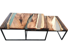 Load image into Gallery viewer, Mantlepiece in Solid Walnut