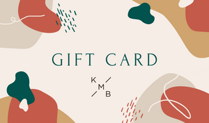 KMB Shoes GIFT Card