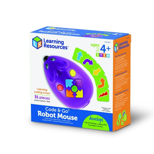 Gadget Mouse Robo Pal stem toys for 7 yeare olds