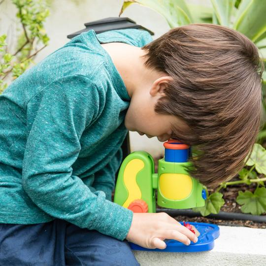 Nature's Microscope for Young Scientists toys