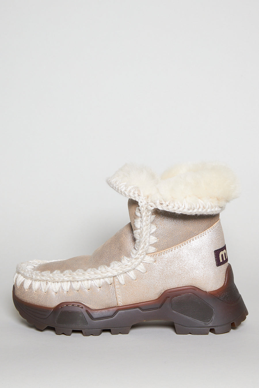 Eskimo 18 Mountain- Stone Metallic
