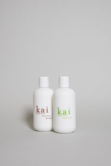 kai body lotion 8 oz.