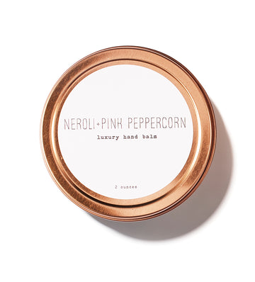 Luxury Balm- Neroli + Pink Peppercorn
