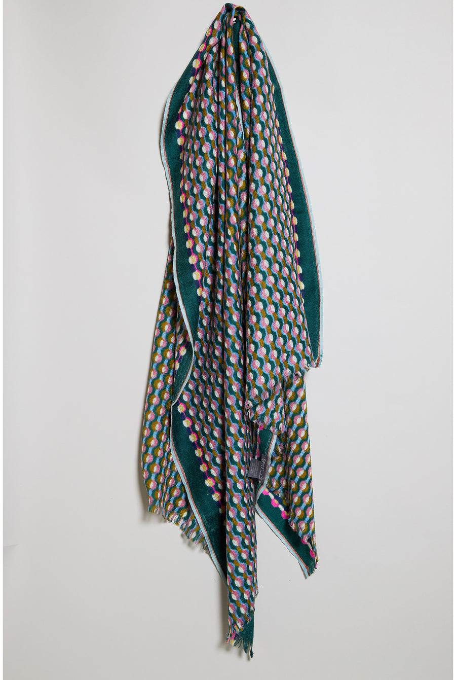 Stole Scarf - Emerald