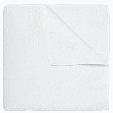 JR White Coverlet Twin