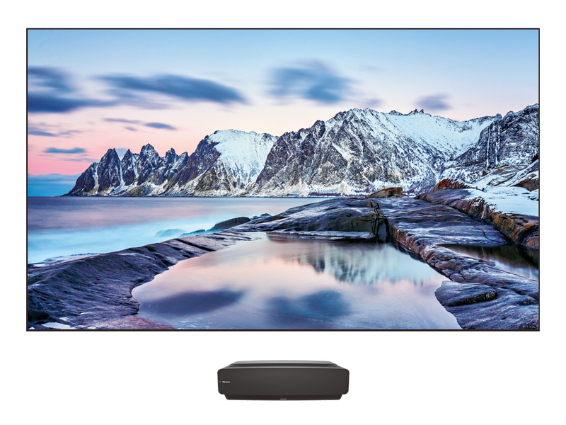 "Hisense 100"" 4K HDR SMART ANDROID LASER TV L5F Series"