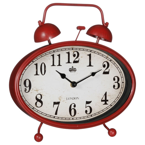 JJA Metla Vintage Table Clock