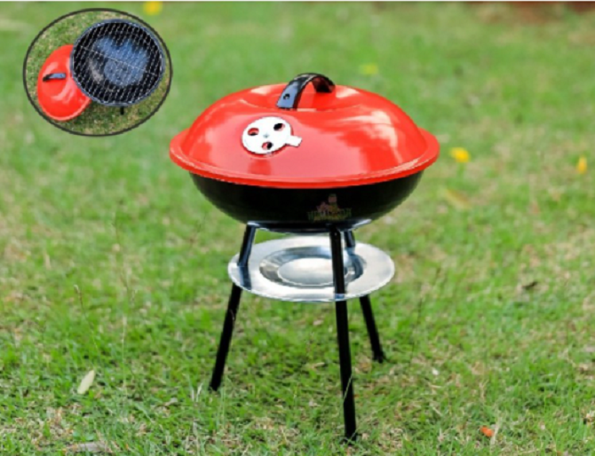 "Portable Barbecue 14""- 8003"
