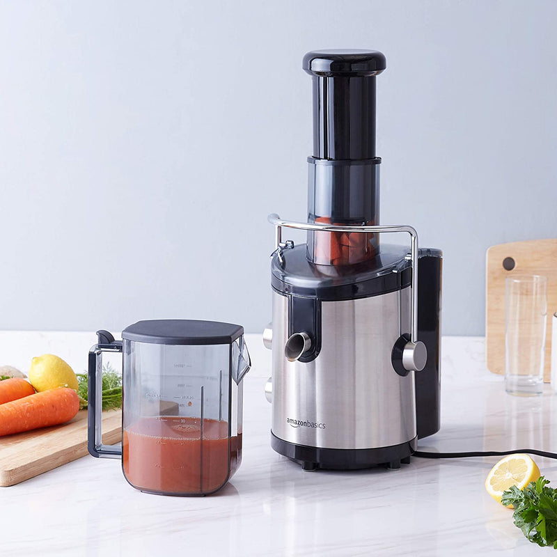 Midea MJ-60JM01B-UK Juicer, 600W - Black