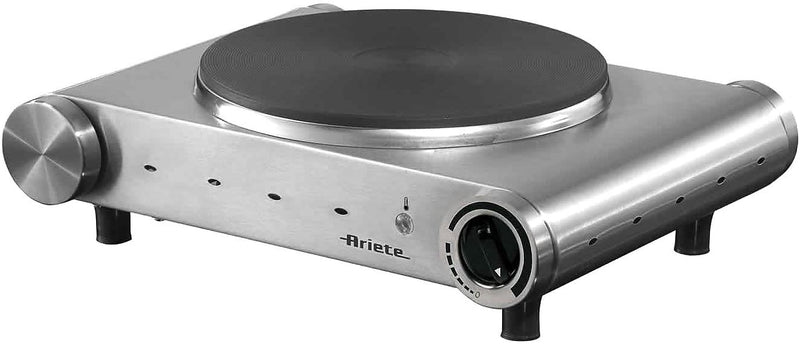 ARIETE HOT PLATE PORTABLE STOVE SINGLE/DOUBLE