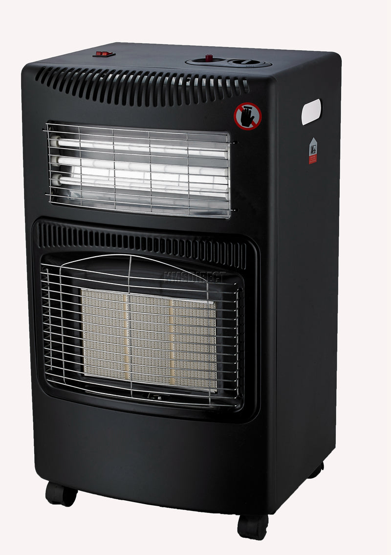 AGI GAS AND ELECTRIC HEATER 2 IN 1