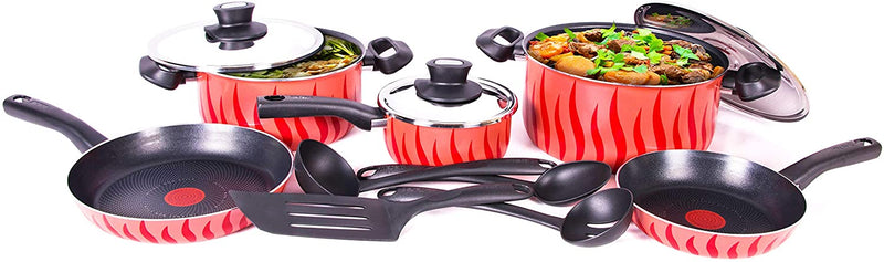 TEFAL TEMPO FLAME - SET OF 12 PCS