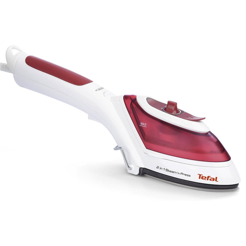 TEFAL GARMENT STEAMER 2 IN STEAM N PRESS