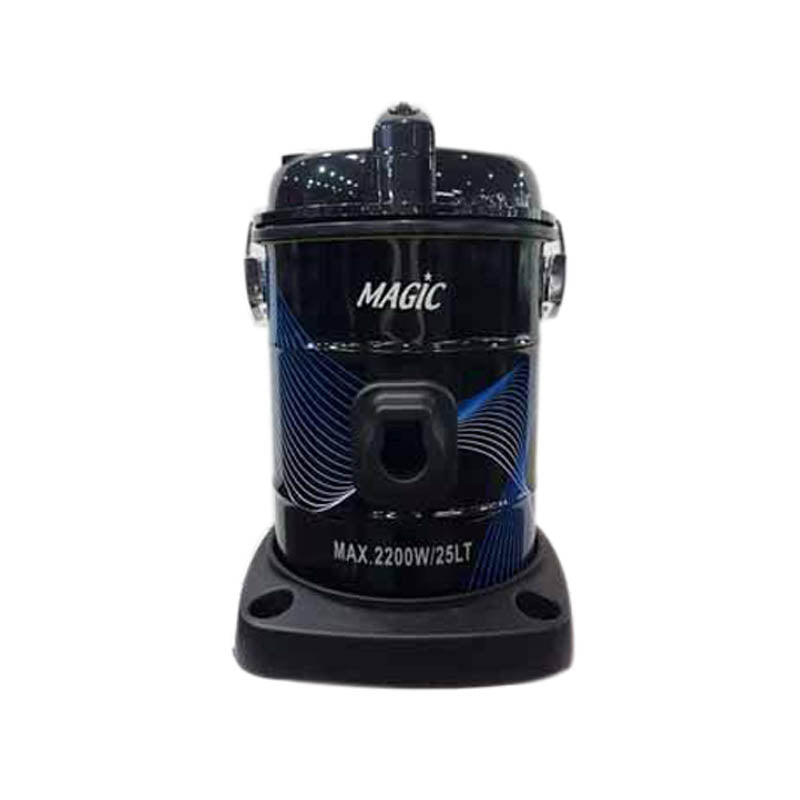 MAGIC Vacuum Cleaner Drum 25Lit/2200W