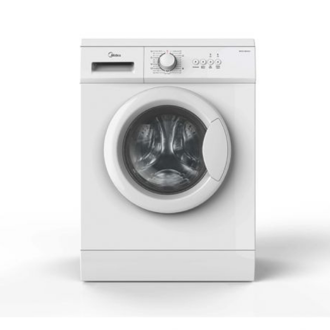 Midea MFE70-S1206 Front Load Washing Machine 7kg