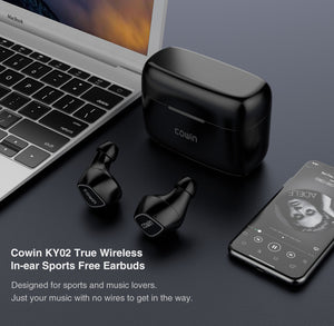 COWIN KY02 Wireless headphones