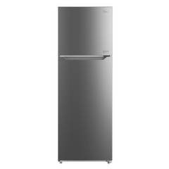 Midea 372L Top Mount Fridge Freezer Stainless Steel JHTMF372SS - Midea | Home Appliances New Zealand
