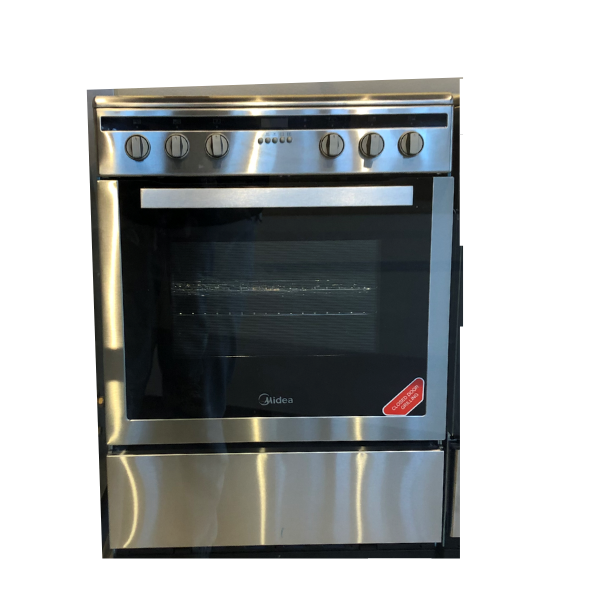 Midea 60cm Induction Freestanding Cooker 24DAE4I113 - Midea | Home Appliances New Zealand