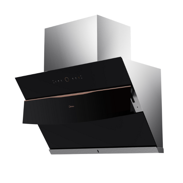 Midea 90cm Side-suction Rangehood -Steam Wash B68