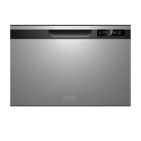 Midea 7 Place Settings Single Drawer Dishwasher Stainless Steel JHDWSD7SS - Midea | Home Appliances New Zealand