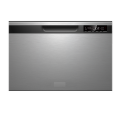 Midea 7 Place Settings Single Drawer Dishwasher Stainless Steel JHDWSD7SS - Mideanz