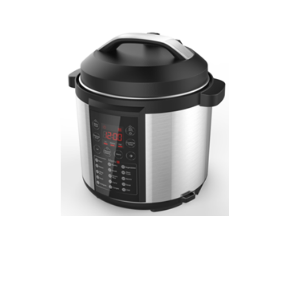 Midea 6L Pressure Cooker MY-CS6004WPB - Midea | Home Appliances New Zealand