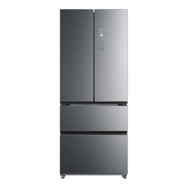 Midea 462L French Door Fridge Freezer Stainless Steel JHFD462SS - Mideanz