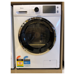 Midea 10KG Front Loader Washing Machine MFC100-U1407B - Midea | Home Appliances New Zealand