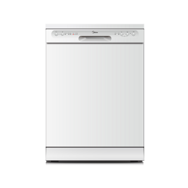 Midea12 Place Setting Dishwasher White JHDW123WH