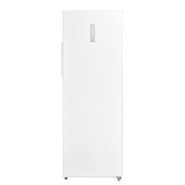 [Essential item] MIdea 268L Upright Freezer/Fridge Dual Mode White JHSD268WH - Mideanz