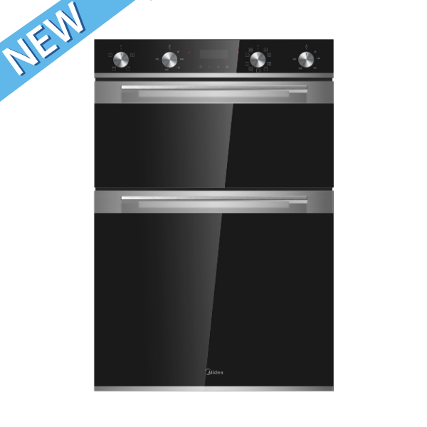 New Arrival | Midea Double Wall Oven 35L top and 70L Bottom